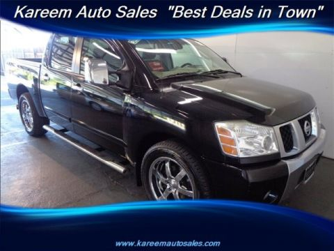 Pre-Owned 2005 Nissan Titan LE