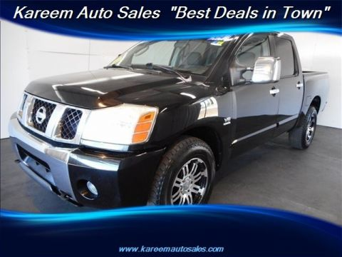 Pre-Owned 2004 Nissan Titan