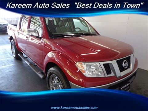 Pre-Owned 2011 Nissan Frontier SL