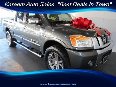Pre-Owned 2012 Nissan Titan