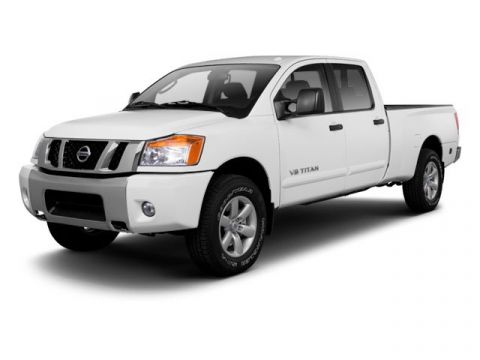 Pre-Owned 2013 Nissan Titan