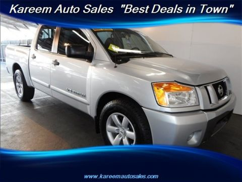 Pre-Owned 2010 Nissan Titan