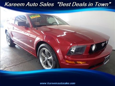 Pre-Owned 2005 Ford Mustang GT