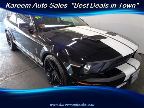 Pre-Owned 2007 Ford Mustang Shelby GT500