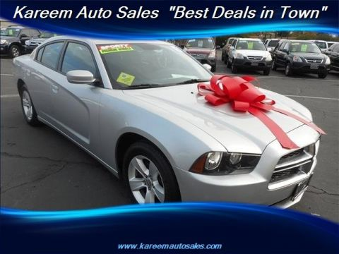 Pre-Owned 2012 Dodge Charger