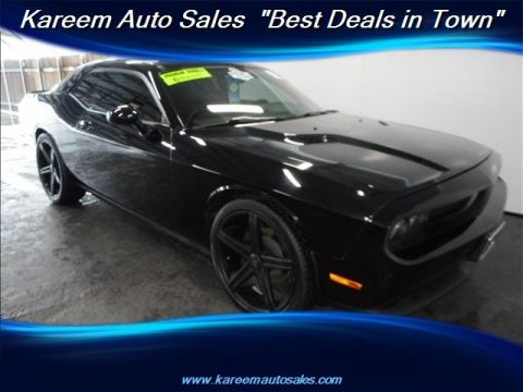 Pre-Owned 2012 Dodge Challenger