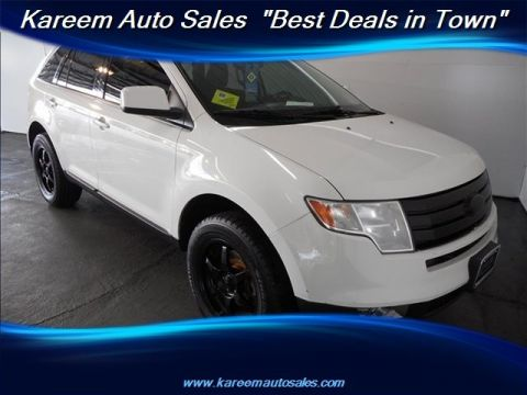 Pre-Owned 2010 Ford Edge