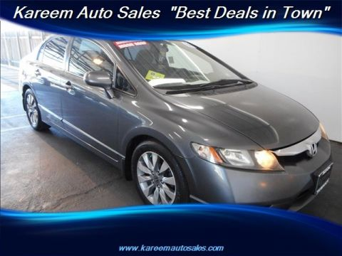 Pre-Owned 2009 Honda Civic Sdn EX