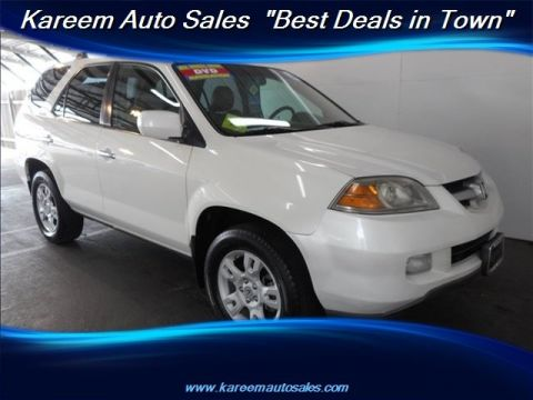 Pre-Owned 2004 Acura MDX
