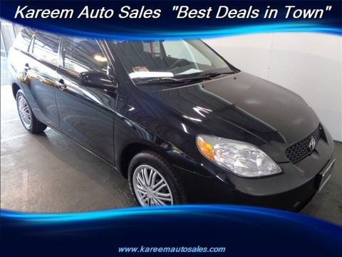 e15c69560c8e43 Pre-Owned 2003 Toyota Matrix XR