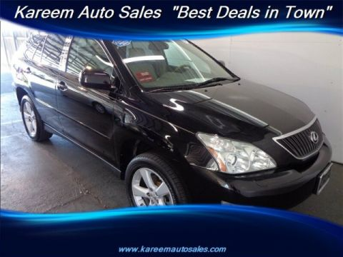 Pre-Owned 2007 Lexus RX 350 350
