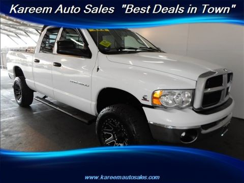 Pre-Owned 2005 Dodge Ram 3500