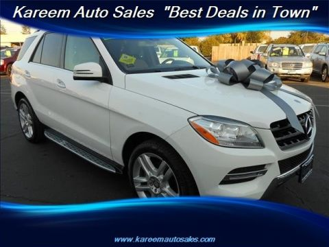 Pre-Owned 2014 Mercedes-Benz M-Class