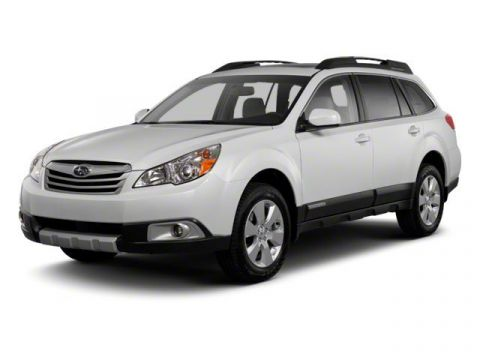 Pre-Owned 2010 Subaru Outback Ltd Pwr Moon