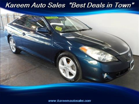 Pre-Owned 2006 Toyota Camry Solara