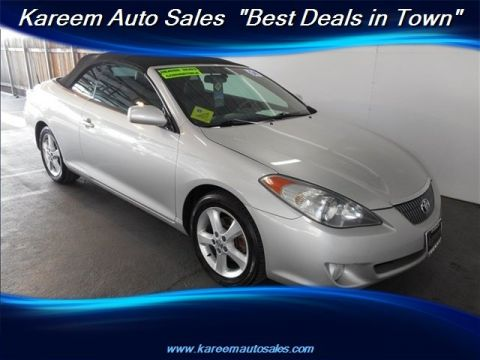 Pre-Owned 2004 Toyota Camry Solara