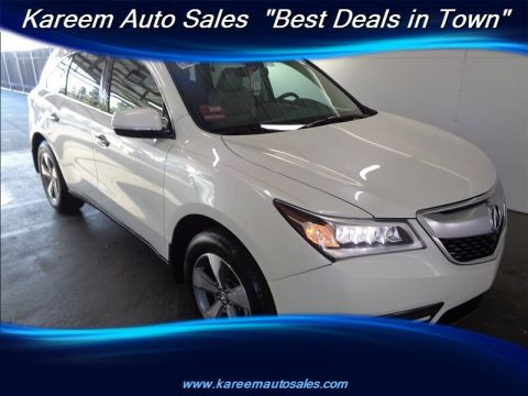 Pre-Owned 2014 Acura MDX