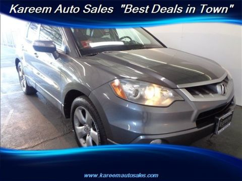 Pre-Owned 2008 Acura RDX Tech Pkg
