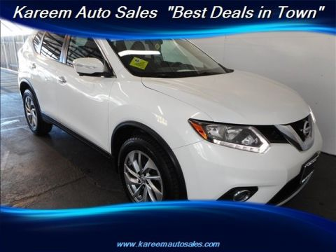 Pre-Owned 2014 Nissan Rogue