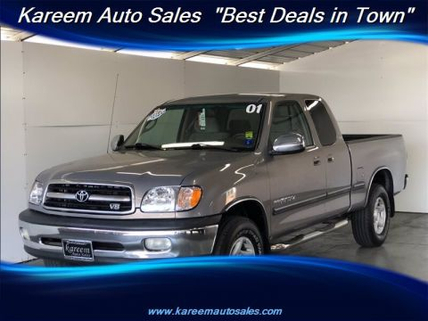 Pre-Owned 2001 Toyota Tundra SR5