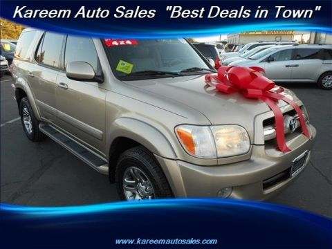 Pre-Owned 2005 Toyota Sequoia