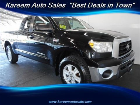 Pre-Owned 2007 Toyota Tundra