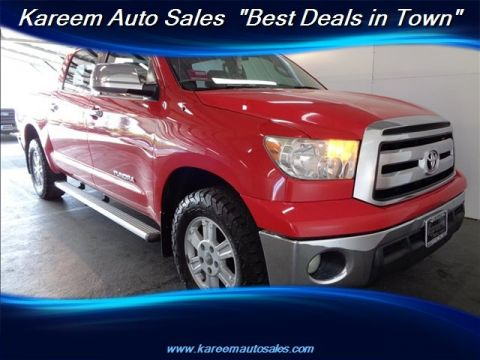 Pre-Owned 2010 Toyota Tundra 2WD Truck
