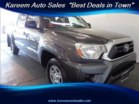 Pre-Owned 2013 Toyota Tacoma SR5