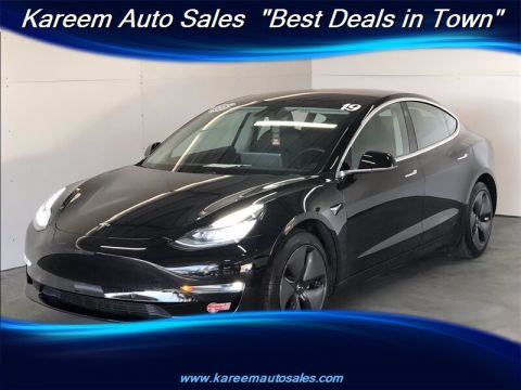 Pre-Owned 2019 Tesla Model 3 Standard Range Plus