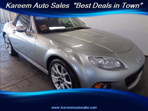 Pre-Owned 2013 Mazda MX-5 Miata Grand Touring