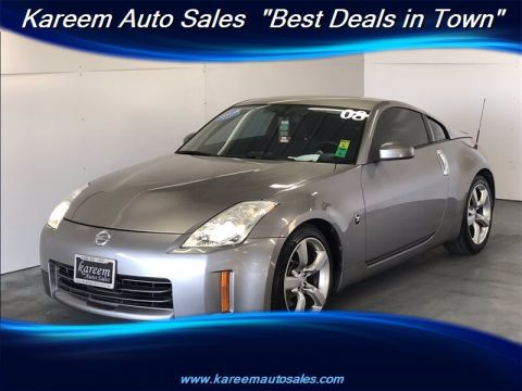 Pre-Owned 2008 Nissan 350Z Enthusiast