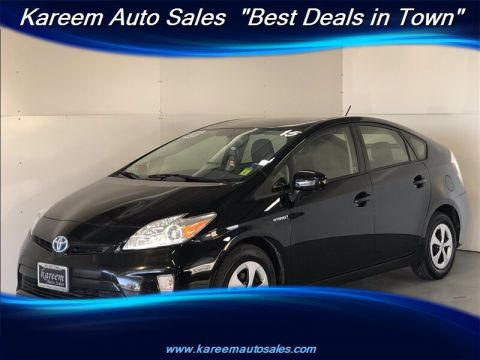 Pre-Owned 2015 Toyota Prius