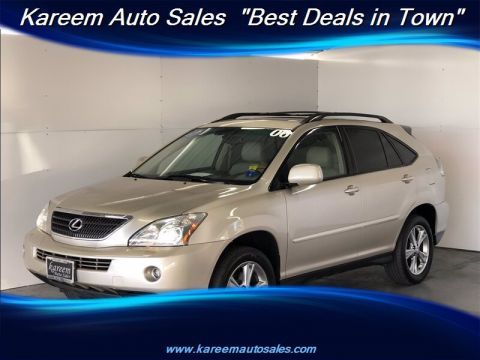Pre-Owned 2006 Lexus RX 400h 400h