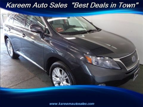 Pre-Owned 2010 Lexus RX 450h 450h