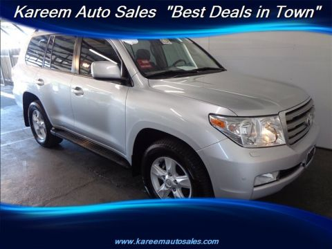 Pre-Owned 2011 Toyota Land Cruiser