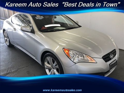 Pre-Owned 2010 Hyundai Genesis Coupe 2.0T