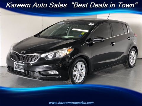Pre-Owned 2014 Kia Forte 5-Door EX