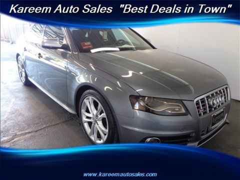 Pre-Owned 2012 Audi S4 Premium Plus