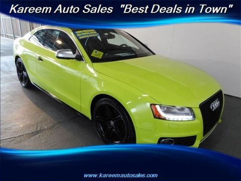 Pre-Owned 2010 Audi S5