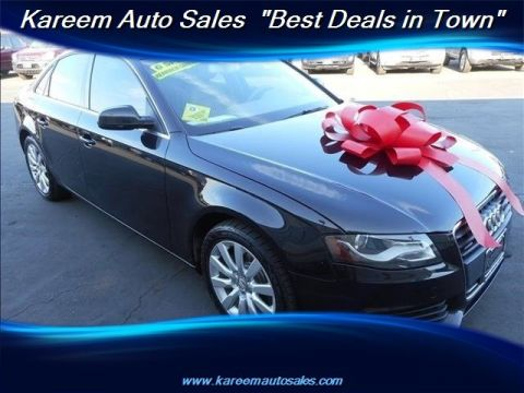 Pre-Owned 2011 Audi A4