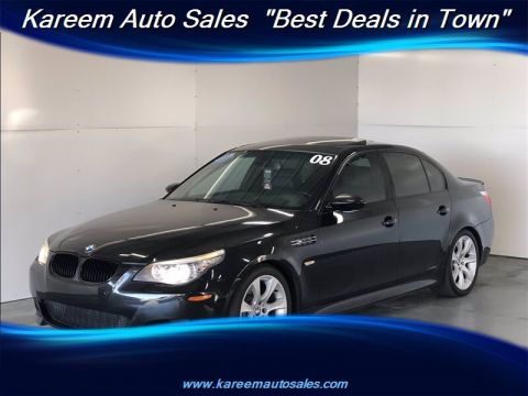 Pre-Owned 2008 BMW 5 Series M5