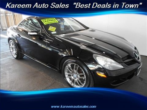 Pre-Owned 2008 Mercedes-Benz SLK