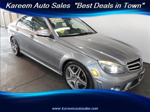 Pre-Owned 2009 Mercedes-Benz C-Class