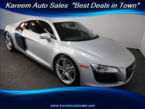 Pre-Owned 2009 Audi R8