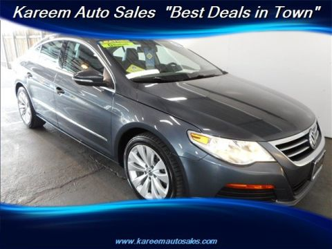 Pre-Owned 2012 Volkswagen CC